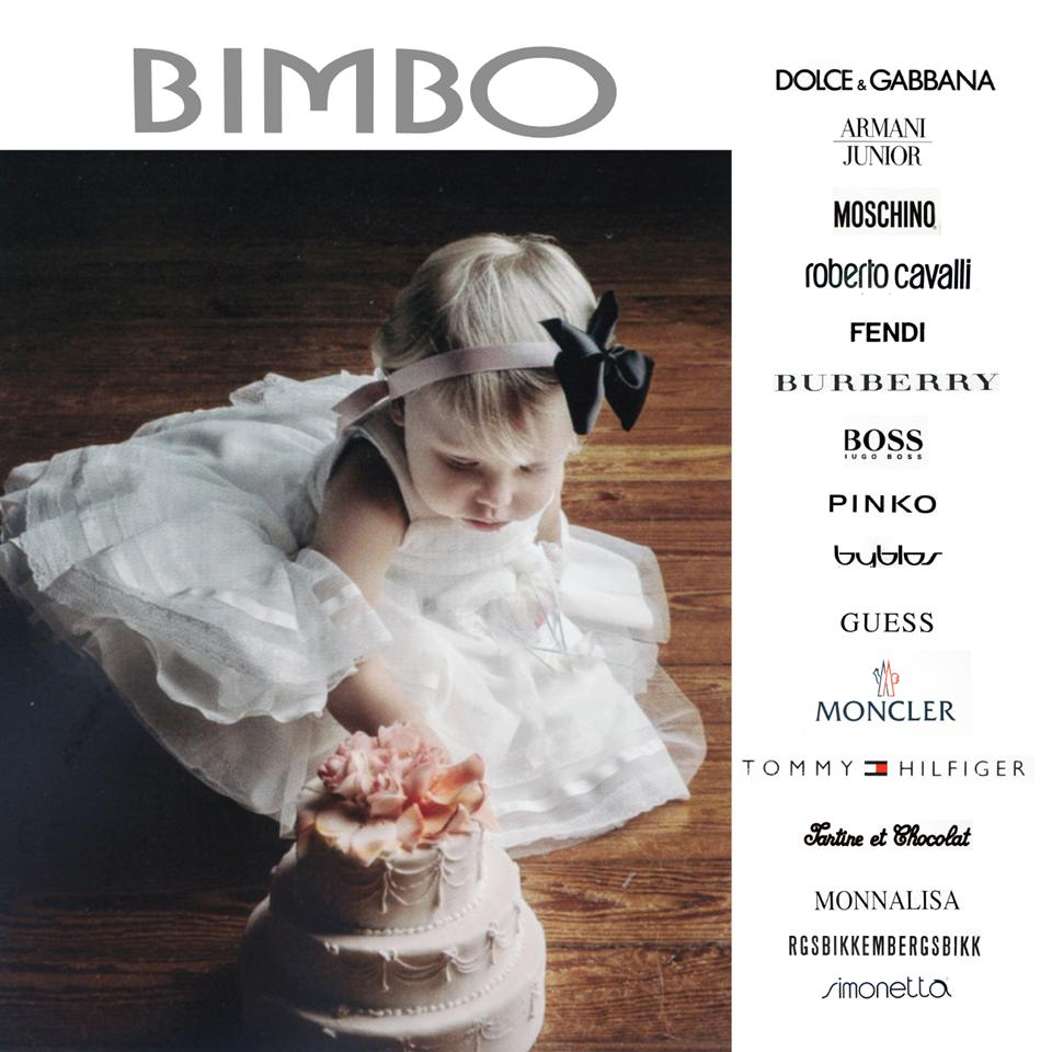 BIMBO. Children's wear brands