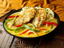 Sizzling Chicken and Cheese. TGI FRIDAY'S