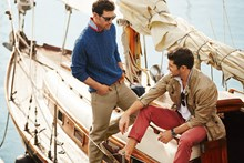 Marks & Spencer. Men spring-summer collection 2014