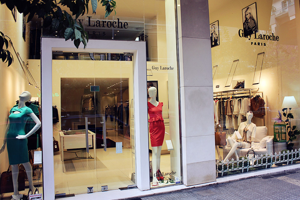 Guy Laroche, Thessaloniki