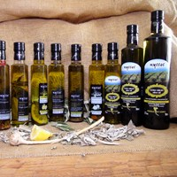 Nyssos olive oil