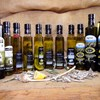 Nyssos. Olive oil and cosmetics made from olive oil, Corfu