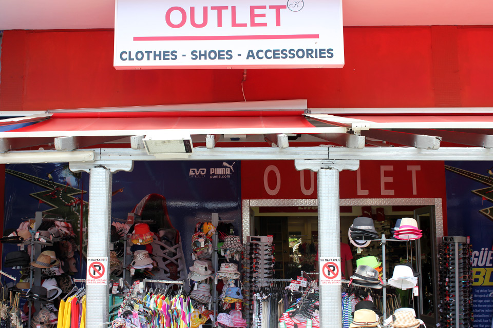 82d8409a1b Outlet JK. Clothing store