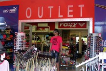 Outlet JK. Clothing store, Thessaloniki