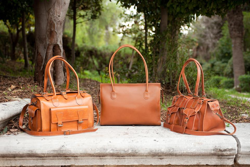 Dimitri leather bags, Αθήνα