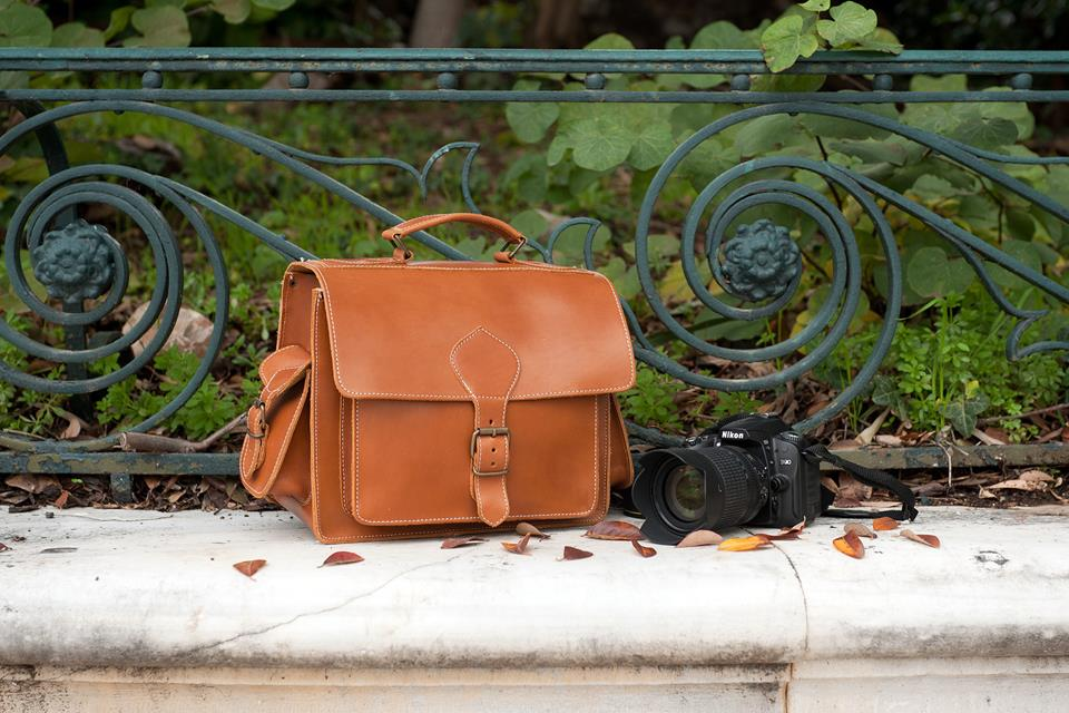 Dimitri leather bags, Athens)