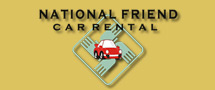 National Friend Car Rental