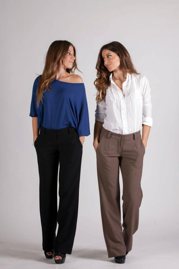 Pls Fashion. Women's clothes manufacturer, Crete)