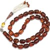 Engraved Amber & Silver. Constantin. Родос