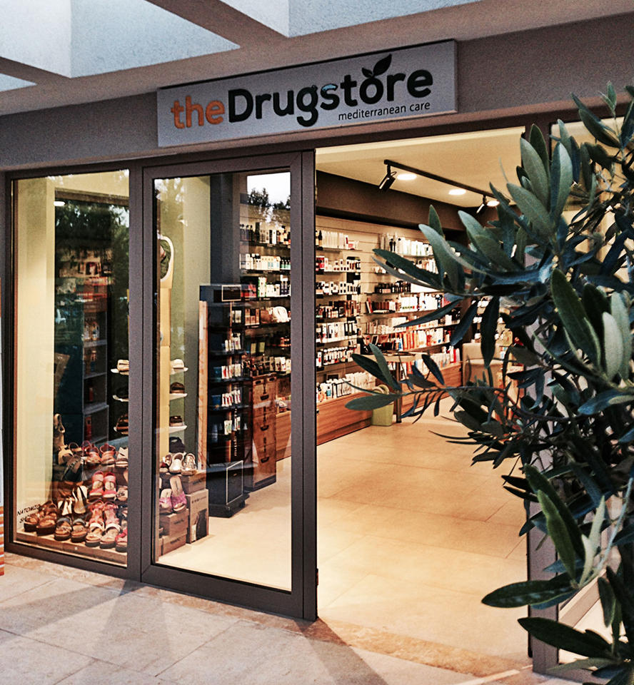 The Drugstore. Т.Ц. Mediterranean Cosmos, Салоники