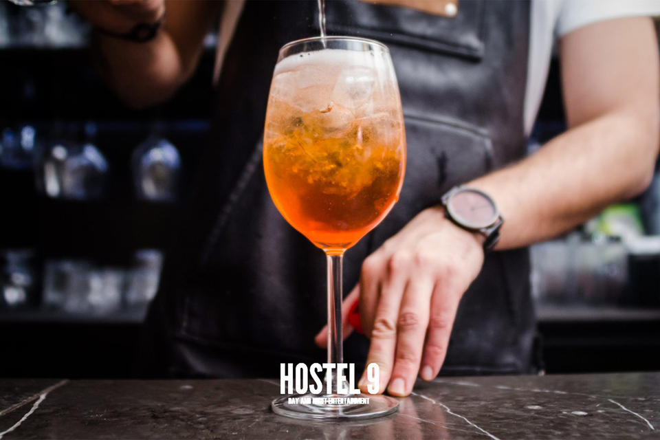Hostel 9. Coctail-bar, Thessaloniki