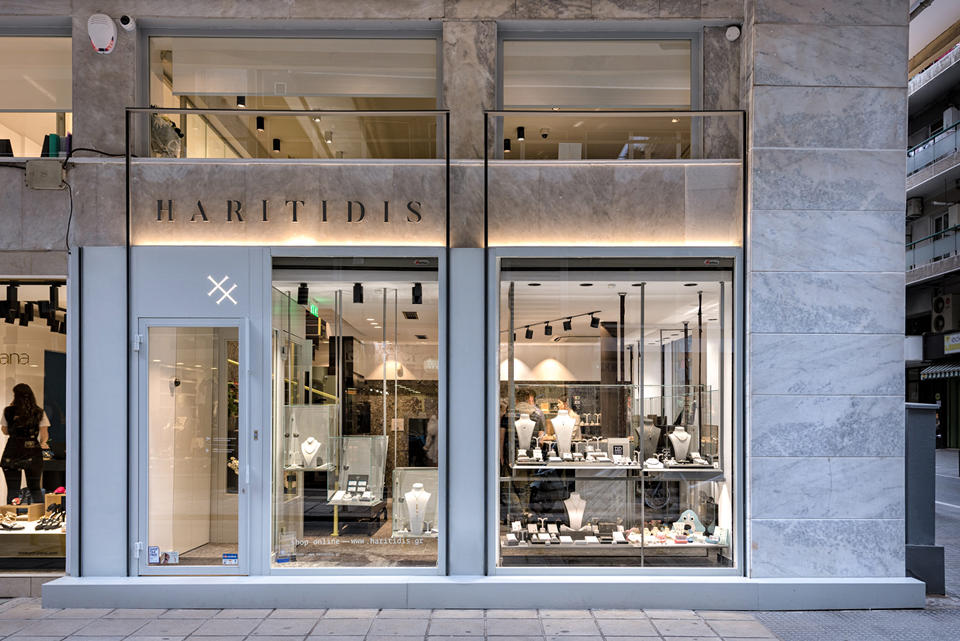 Haritidis Jewelry. Thessaloniki