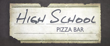 High School Pizza Bar