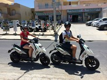 Greenways. Rent a car, Rethymno, Crete