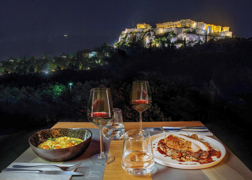 Hill Athens Restaurant)