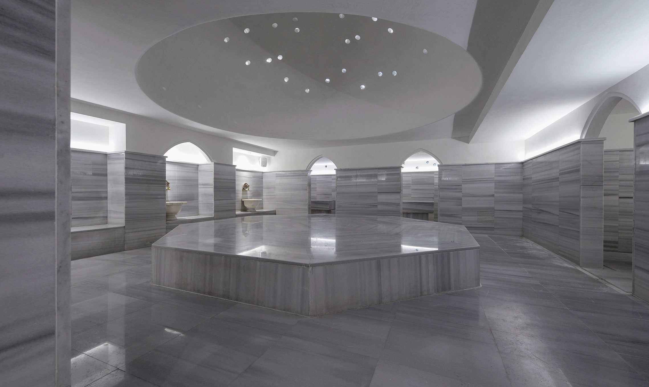 Authentic Traditional Hammam-Baths, Τhessaloniki & Athens