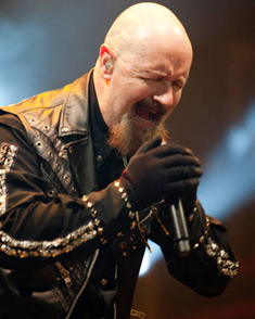 Judas Priest в Афинах