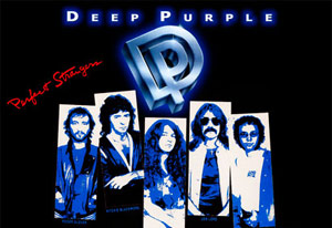 Deep Purple в Греции