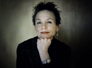 Laurie Anderson - Delusion