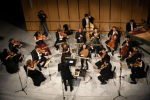 Balkan Baroque Band в Афинах