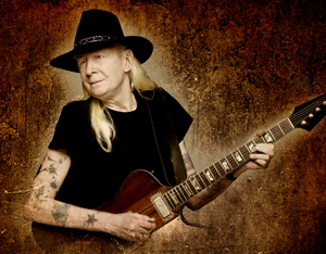 Johnny Winter: Back Home