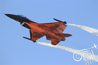 Athens Flying Week 2014 в Афинах