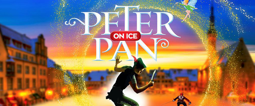 «Peter Pan on Ice» - Russian Ice Stars, в Афинах