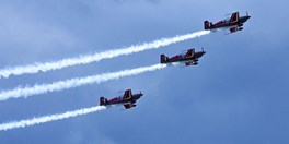 Fifth Annual Athens Air Show Coming in September