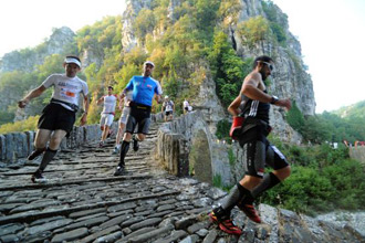 The North Face Zagori Mountain Running 2014