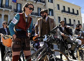 Tweed Run Spetses