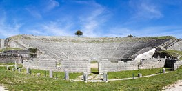 Ancient Tragedy Excerpts Slated For Ancient Theatre of Dodoni