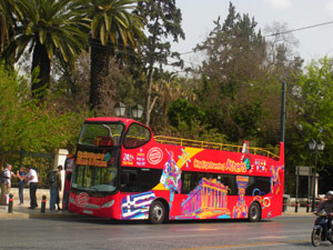 Athens Bus City tour