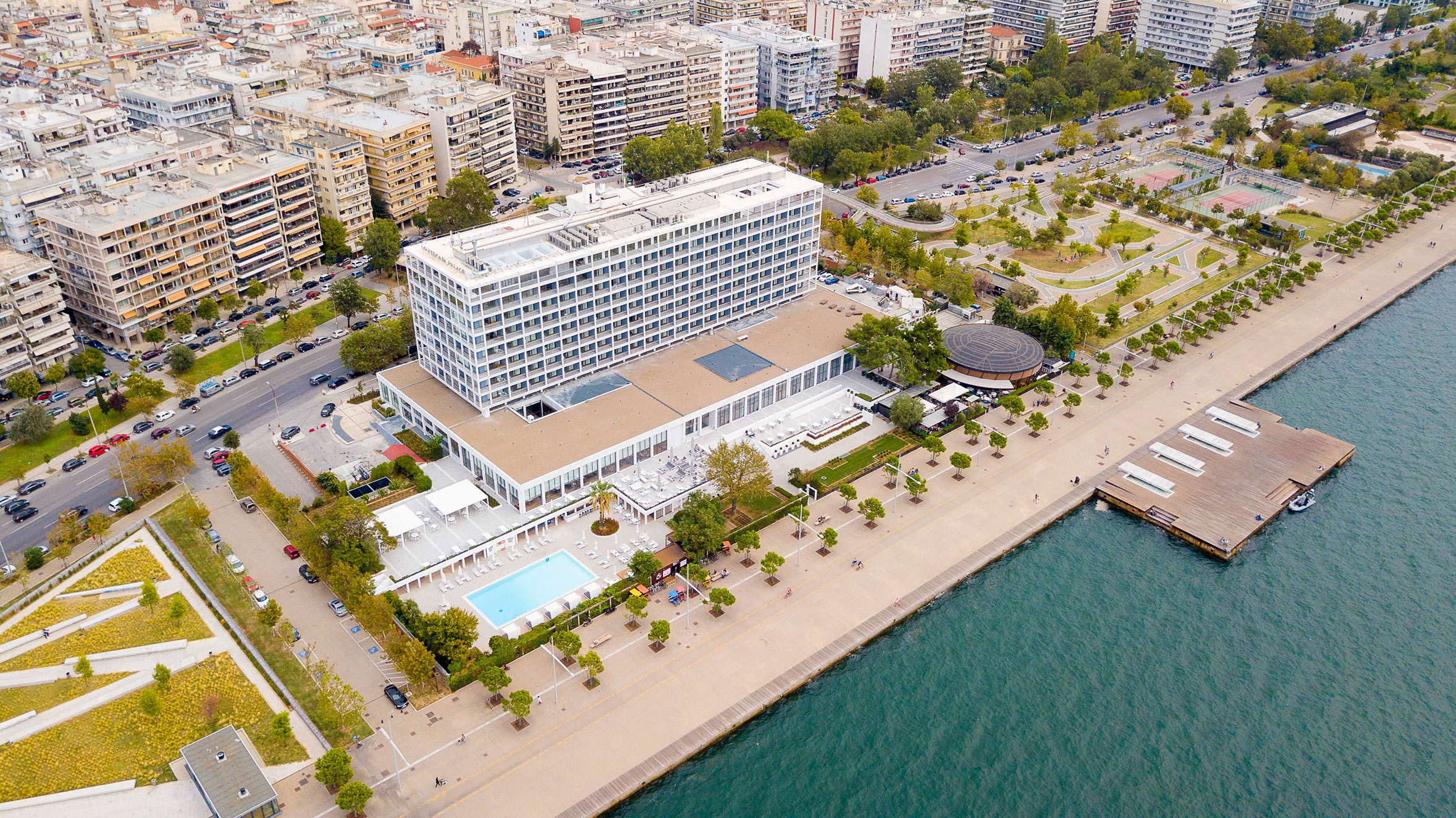 Makedonia Palace Hotel, Thessaloniki