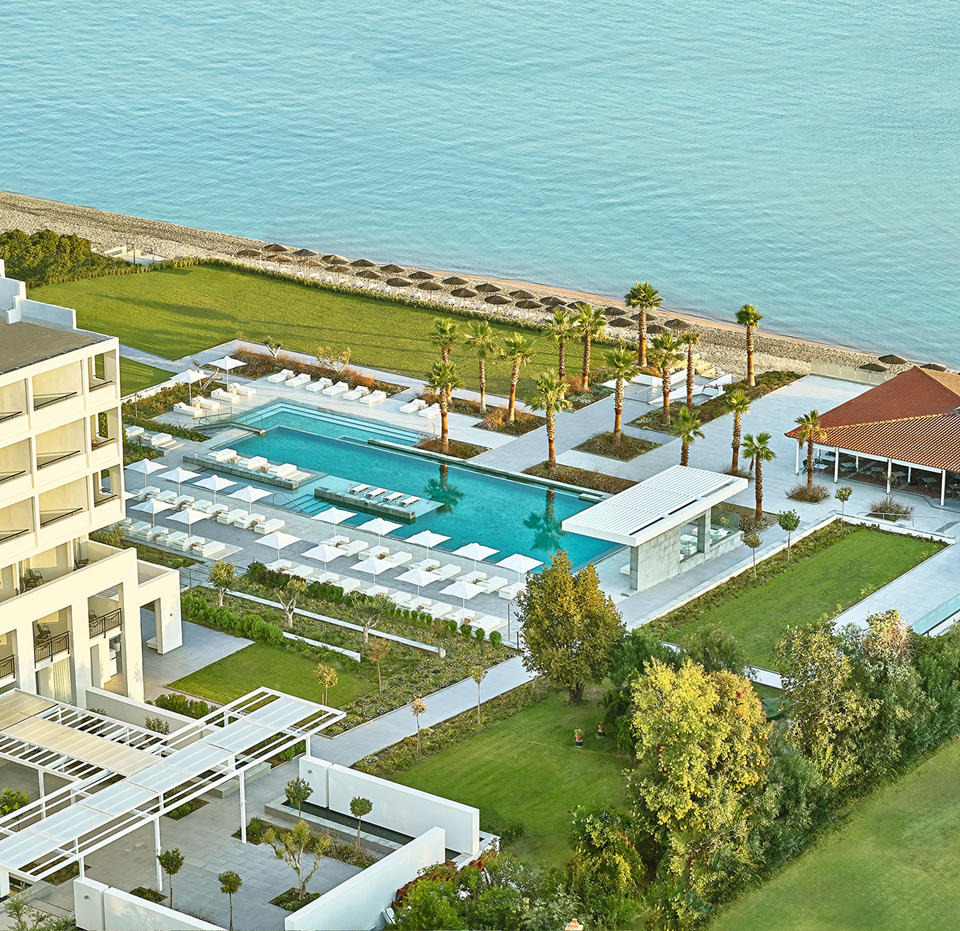Impressive Facilities Landscape At Margo Bay and Club Turquoise)