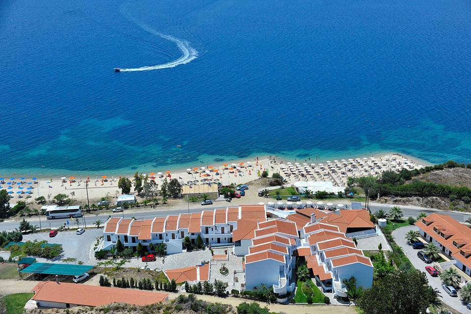 Akti Ouranoupoli Beach Resort)