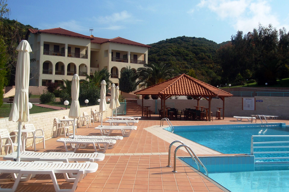 Theoxenia Hotel, pool)