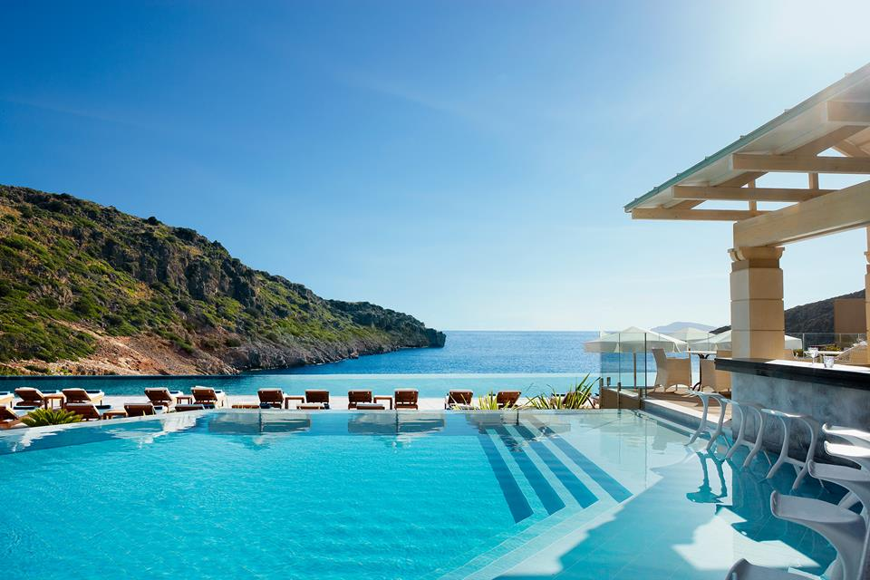 Daios Cove Luxury Resort & Villas. Агиос Николаос, Крит
