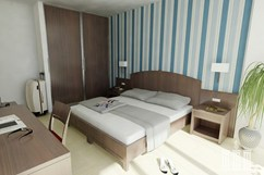 Macaris Hotel Apartments. Номер
