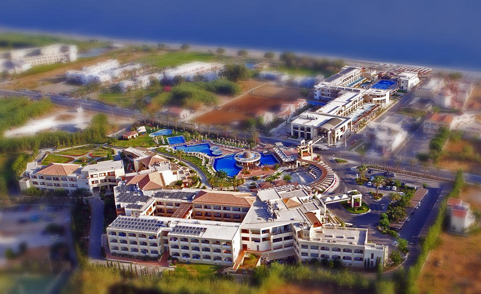 Minoa Palace Resort & Spa Hotel. Chania, Crete)
