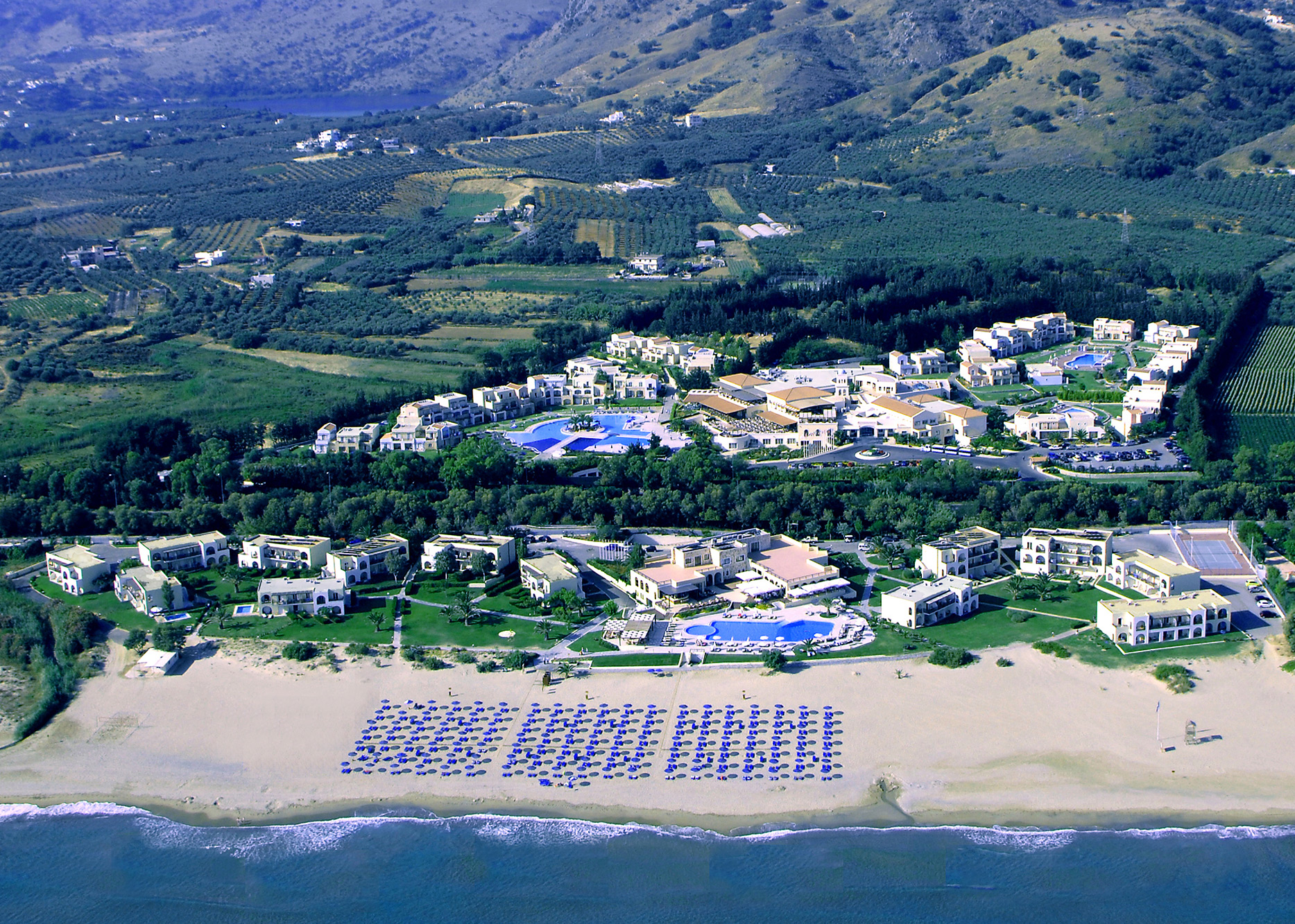 Hotel Pilot Beach Resort Georgioupolis