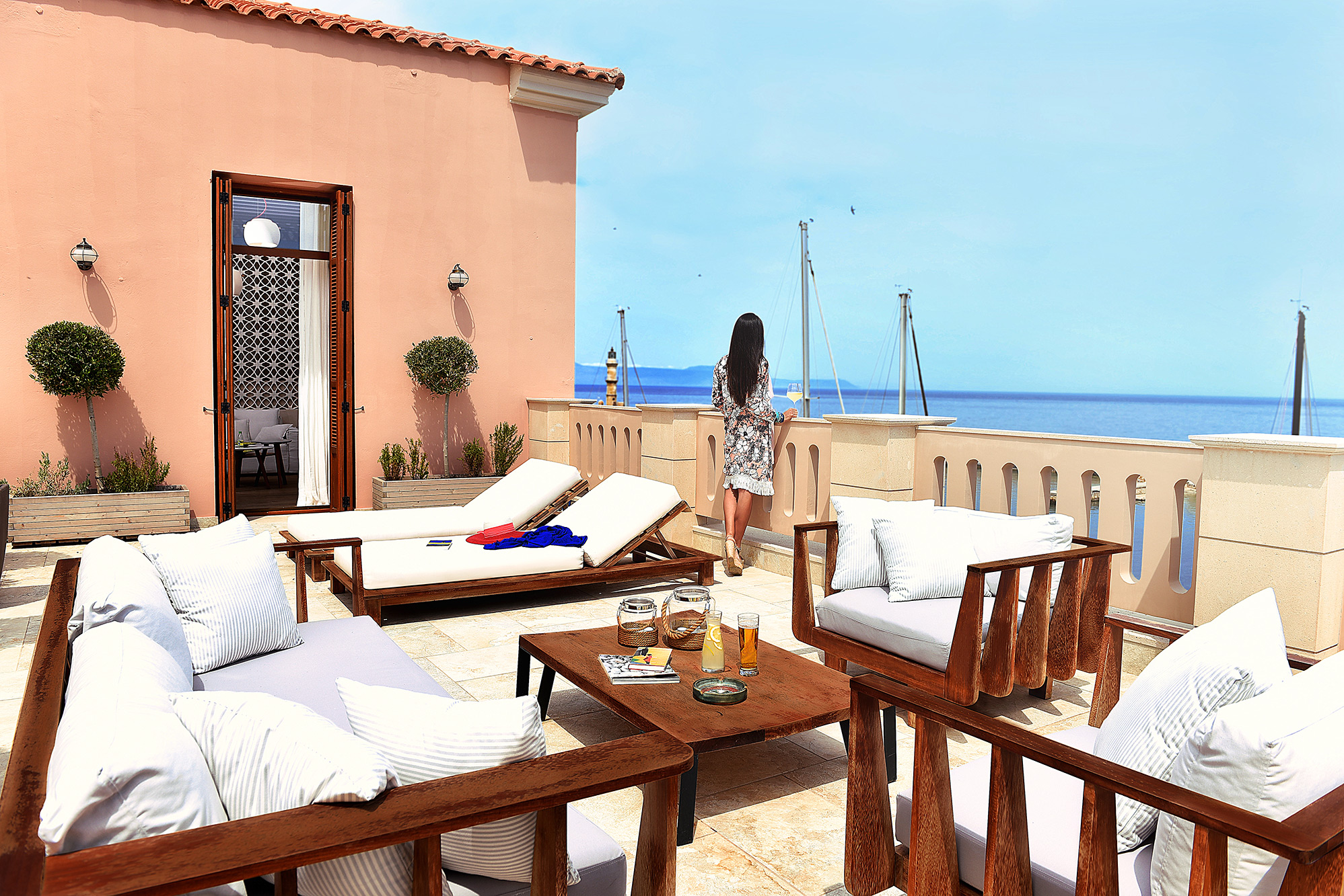 Ambassador residence boutique hotel chania crete for Boutique hotel crete