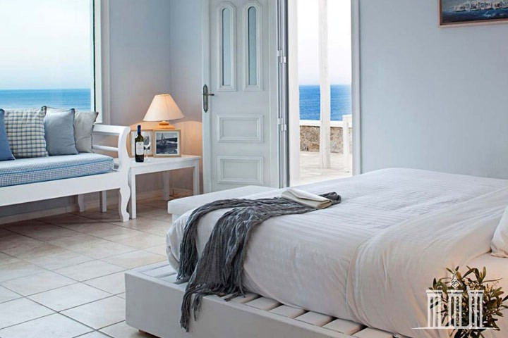 Pietra e Mare Couples Only Hotel. Номер