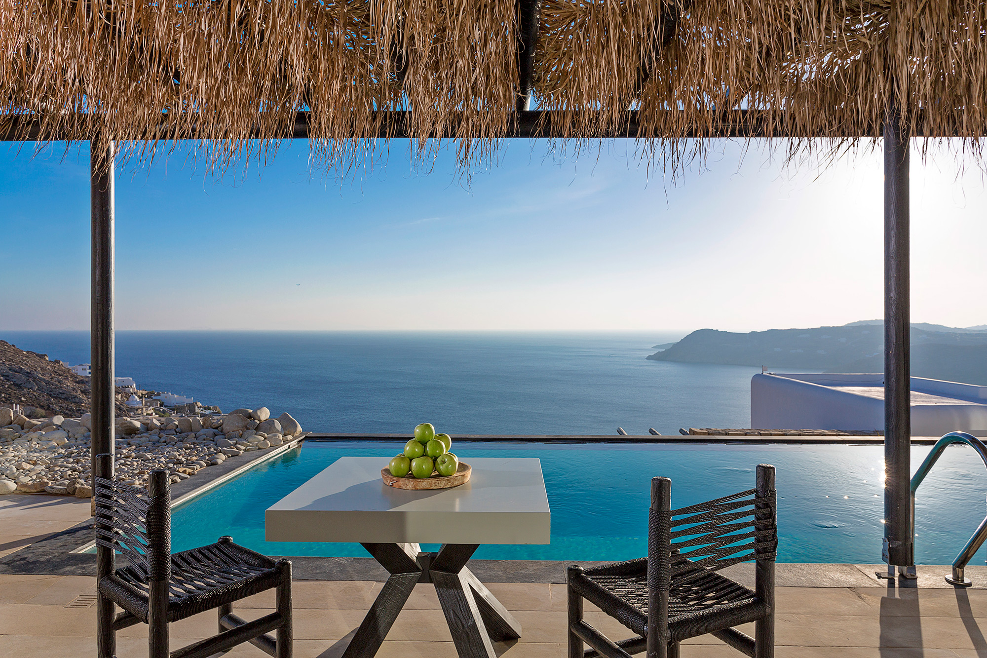 Myconian Utopia Resort. Elia, Mykonos