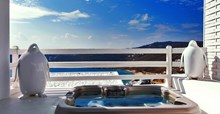 Myconian Avaton Resort. Elia, Mykonos