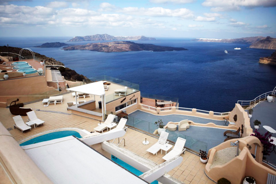 Suites Of The Gods Spa Hotel, Σαντορίνη)
