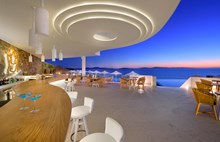 Pool Bar. Anax Resort & Spa. Миконос