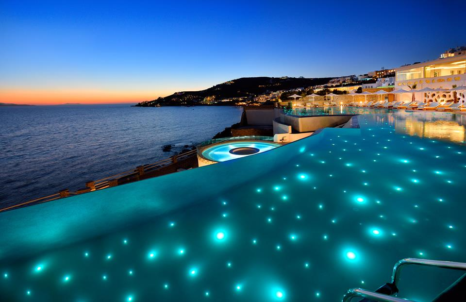 Anax Resort & Spa. Mykonos
