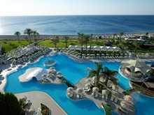 Rodos Palladium Leisure & Wellness Hotel. Фалираки, Родос