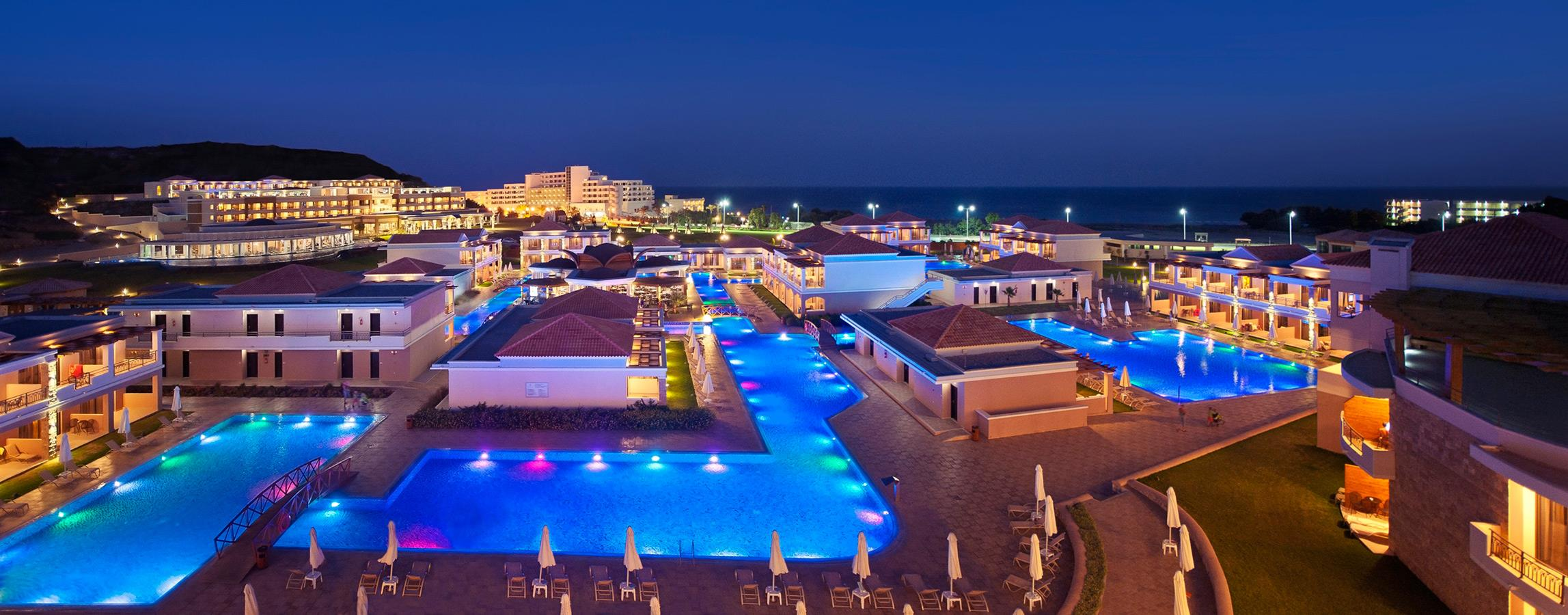 Rhodos Hotel  Sterne All Inclusive