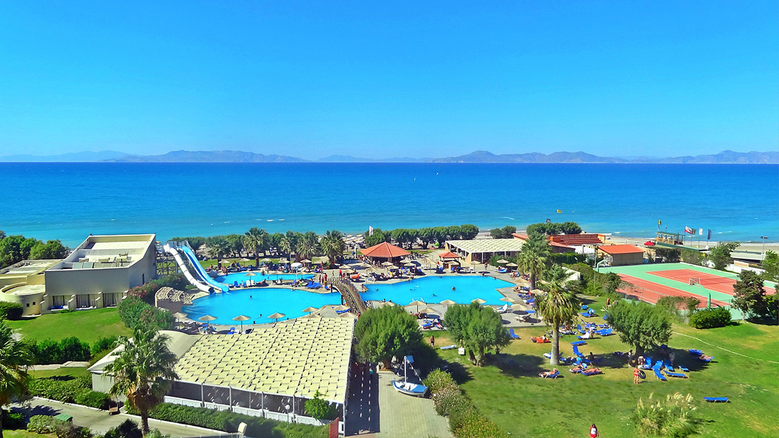 Doreta Beach Resort & Spa. Теологос, Родос